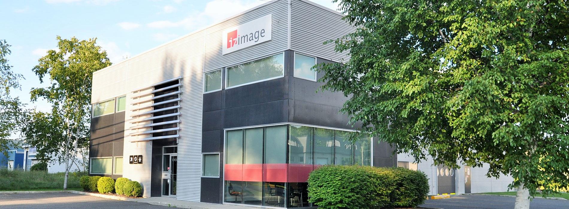 Izimage building