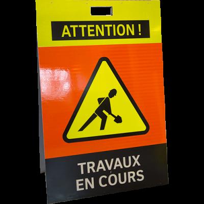 Chevalet Travaux