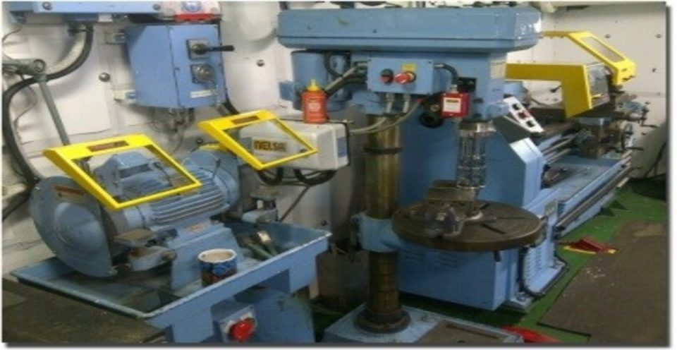 How Different Machine Guards Help Improve Safety