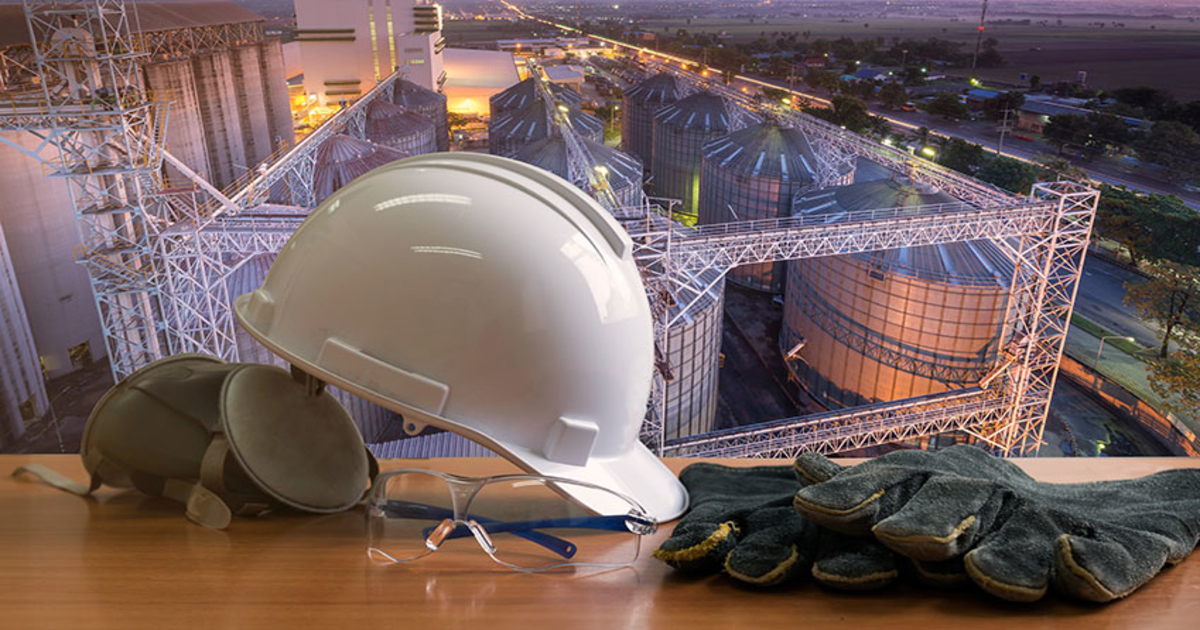 How Being a Connected Enterprise Provides Workplace Safety Benefits