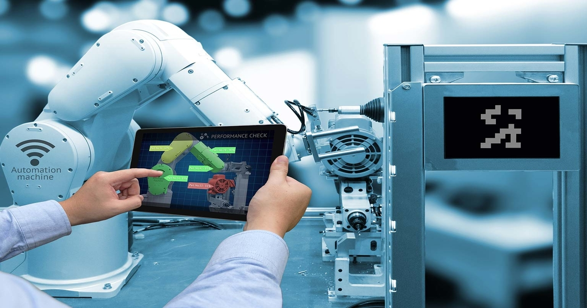 How the Internet of Things is Changing the Manufacturing Process