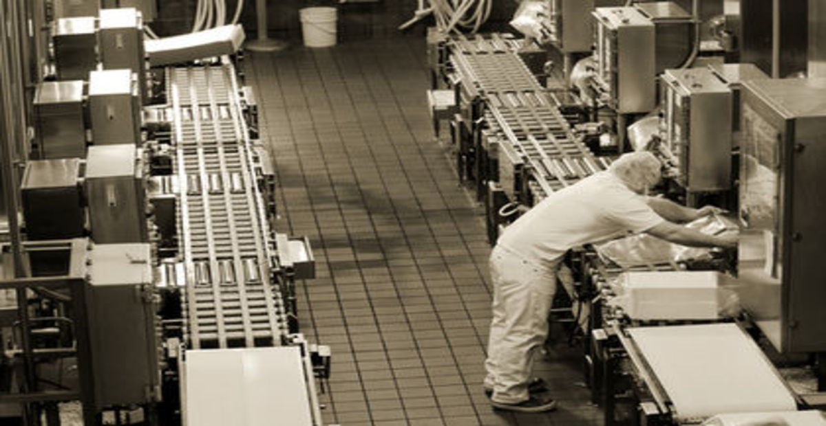 How Resilience in Manufacturing Operations Can Lead to More Flexible Manufacturing Capacity