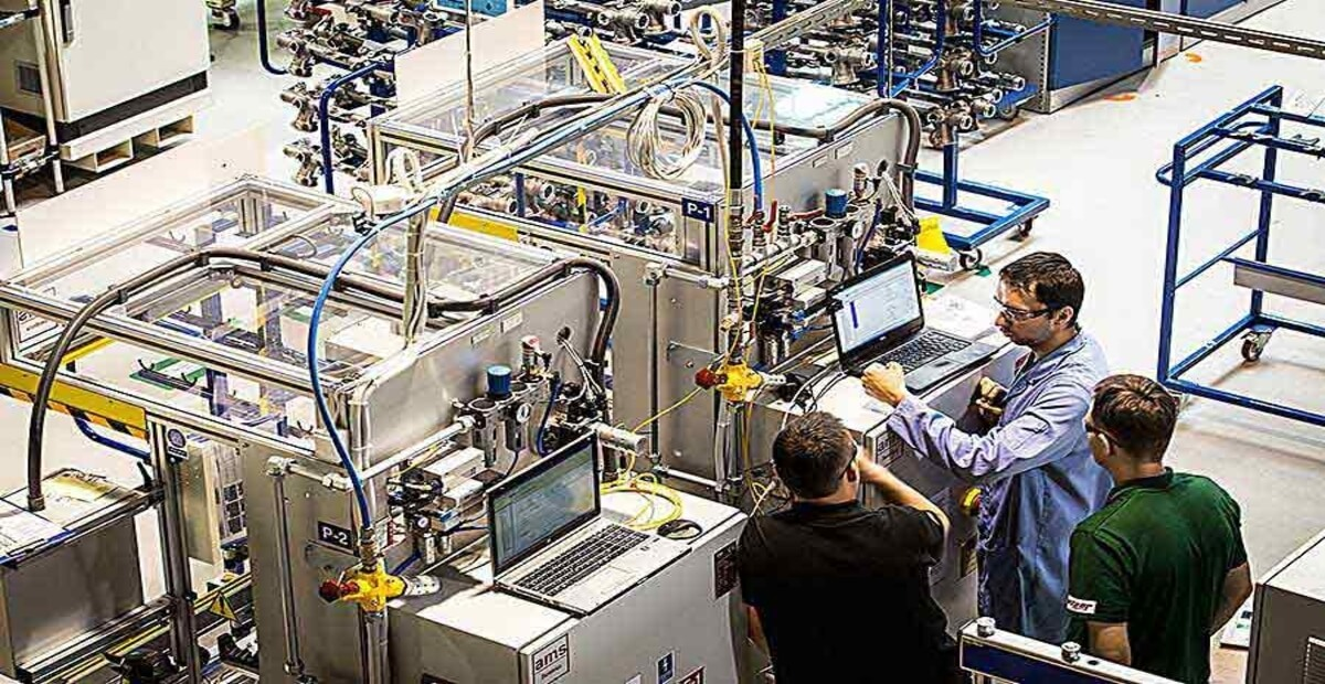How Smart Manufacturing Is Improving Organizational Resilience